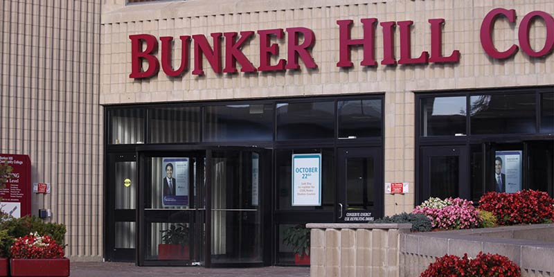 Article Image Zineb Ouadghiri Hassani from Morocco: Studying Finance at Bunker Hill Community College