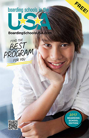 Download our Boarding Schools Edition