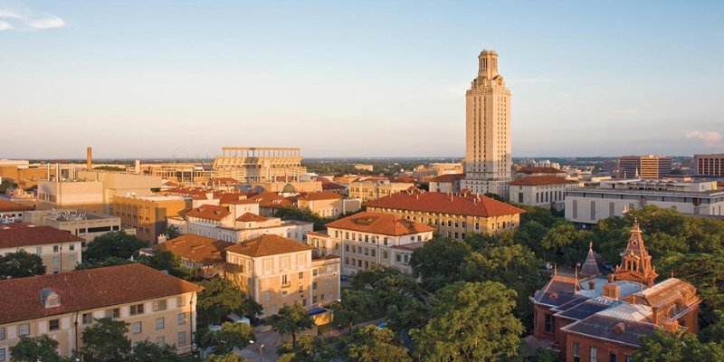 Article Image William Spadaro from Venezuela: Studying English in the ESL Services Program at the University of Texas at Austin