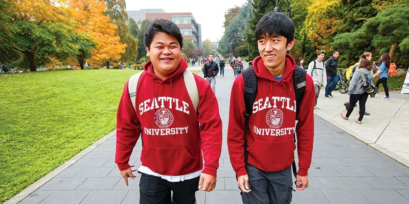 Article Image Mariajesus Elgueta from Chile: Studying Nursing at Seattle University
