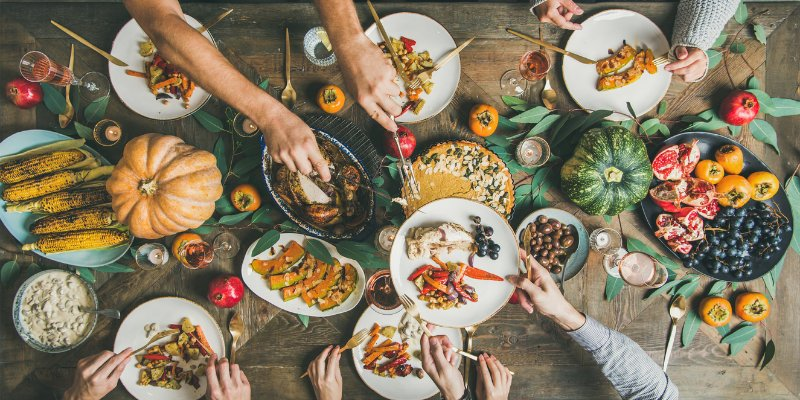 Article Image How to Host an American Thanksgiving