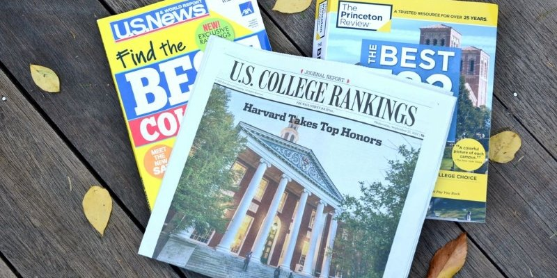Article Image The Truth About College Rankings