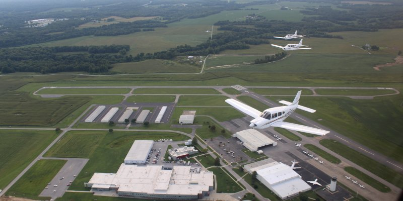 Article Image Southern Illinois University Carbondale's Comprehensive Aviation Program