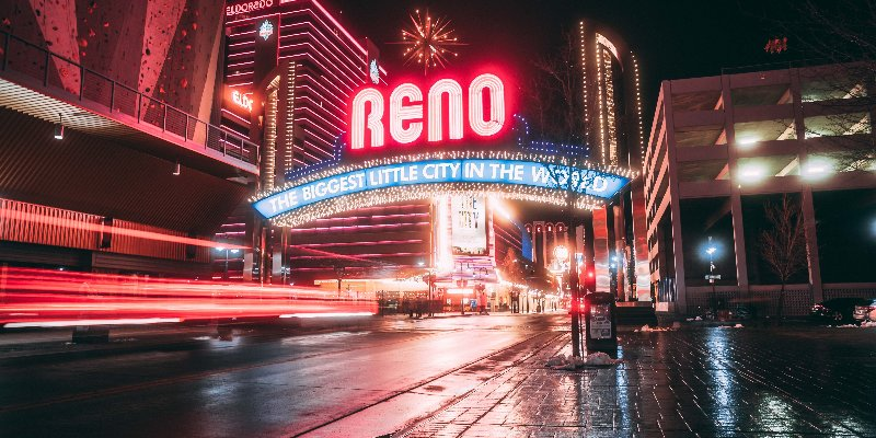 Article Image Reno, Nevada — the Biggest Little City in the World —Welcomes You!