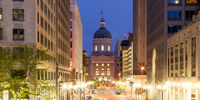 Article Image Head to the Midwest and Discover Indianapolis!