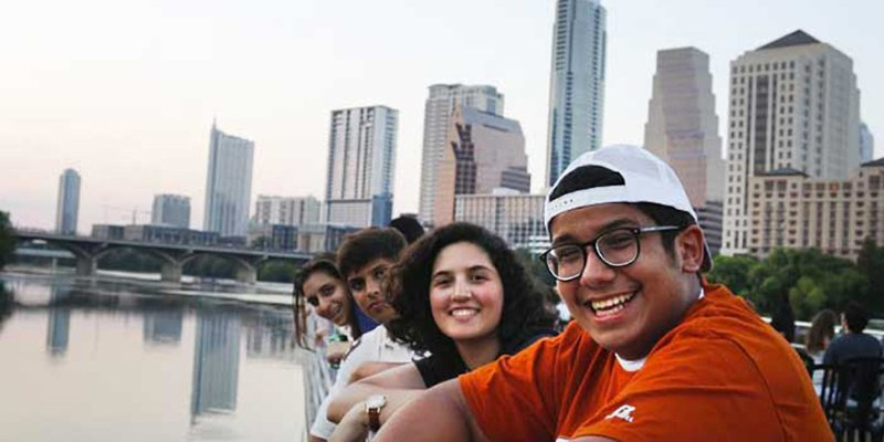 Article Image Arman Belyalov from Kazakhstan: Studying English at English as a Second Language (ESL) Services at the University of Texas at Austin