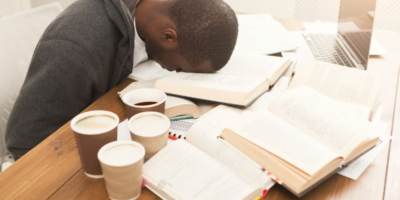 Article Image More Sleep Means Higher Grades