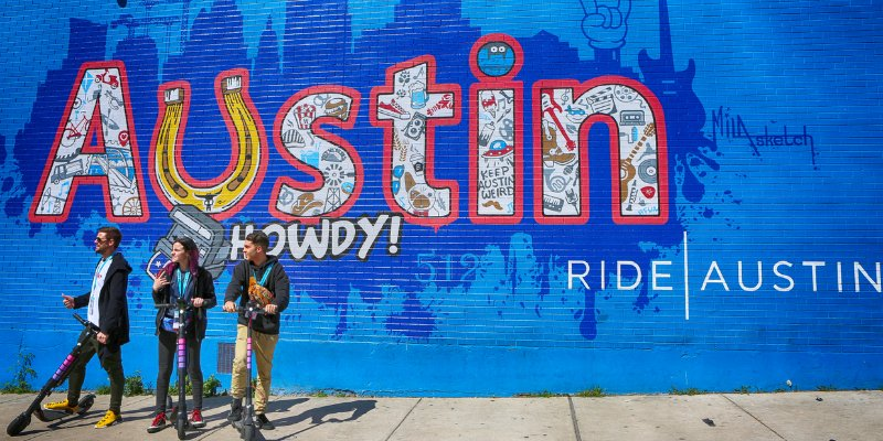 Article Image Fall in love with all things Austin!